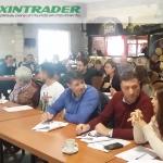 EXINTRADER S.A. – Taller Trabajo en Equipo