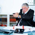 5 errores en la administración del tiempo