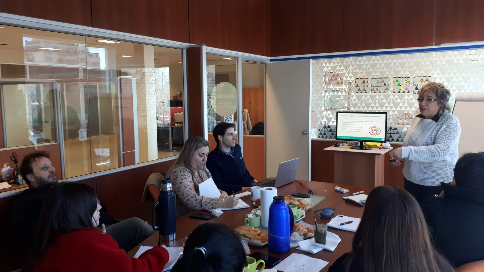 curso In Company en Administración del Tiempo ECOSAN